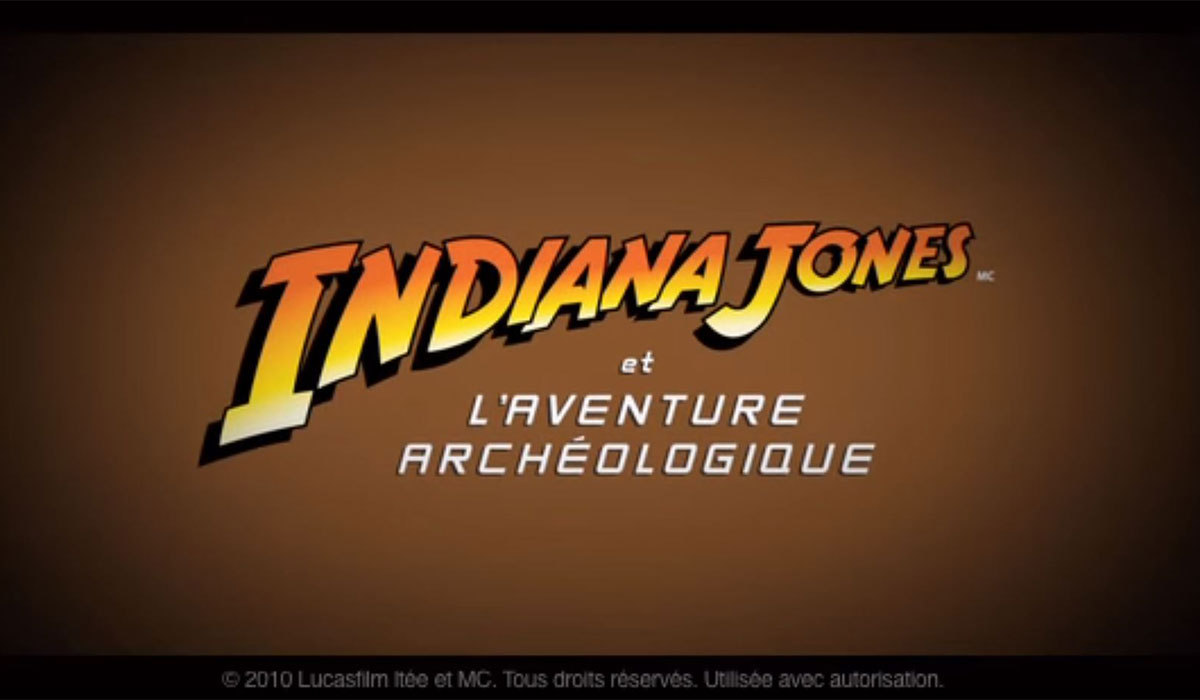 Indiana Jones expo